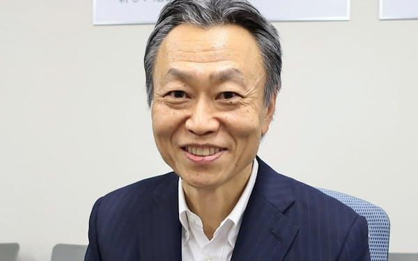 フィンクロス・デジタルの伊東真幸社長