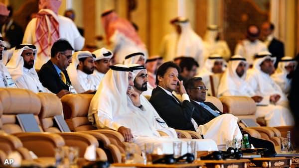 パキスタン、サウジから10億ドルの外貨支援