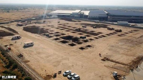 村上開明堂、インドに新工場 バックミラーを量産