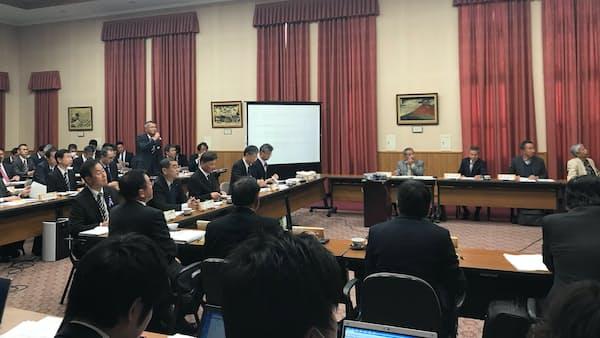 JR東海、「全量戻し」静岡県に説明 リニアの流量対策