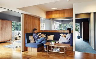 リノベーションによって築数十年の物件が新築のような見栄えになる
