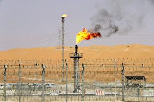 軟調な相場展開が続く原油市場に注目が集まっている(サウジアラビア)=ロイター