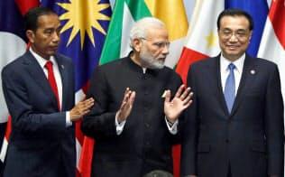 国内経済への影響を懸念するインドの抵抗が強かった=ロイター