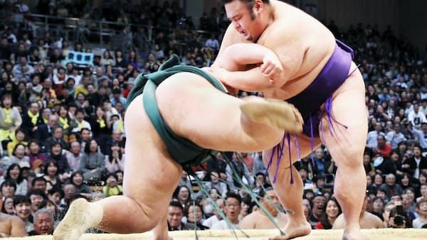 貴景勝が初V、父との猛稽古が原点 大相撲九州場所