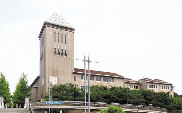 「首都大学東京」は浸透しなかった(東京都八王子市)