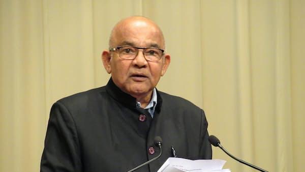 インド元中銀総裁「金融の効率化必要」