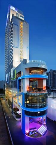 JR九州が経営を引き継いだバンコクのホテル