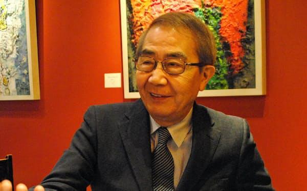 田中秀征・元経済企画庁長官
