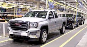 GMが新規投資を凍結するカナダのオシャワ工場
