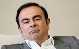 カルロス・ゴーン日産自動車元会長