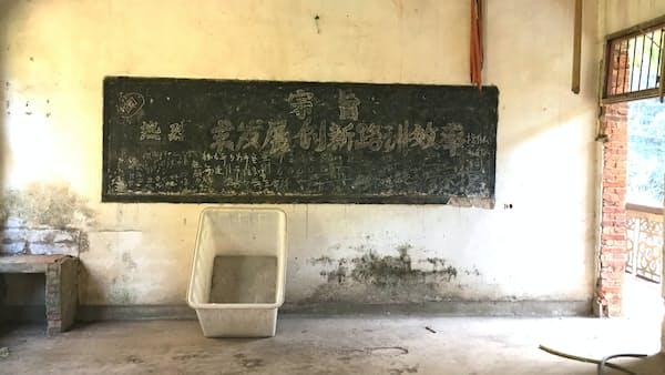 中国から消える小学校 老いる農村