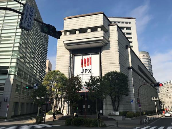 東証ビルの賃料は上がっていない(東京・中央)