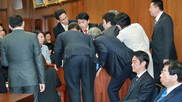 入管法改正案が衆院通過 政府・与党 会期内成立めざす
