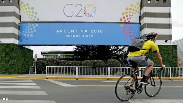 米中首脳対決のG20、6つのポイント