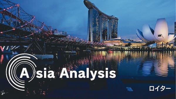 シンガポールがつまずく「先進国の罠」