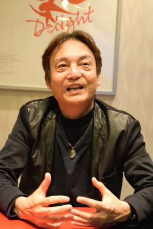 空間メディアプロデューサーの平野暁臣氏
