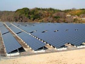 材料メーカーと結んでいた長期購入契約の見直しで損失が発生した(京セラの太陽光発電パネル)