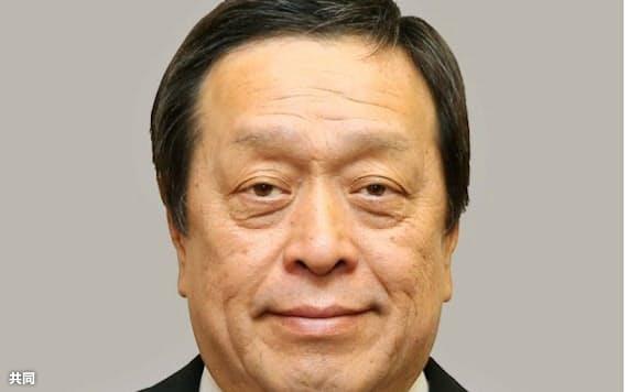 浜田靖一氏