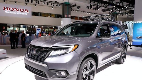 SUVの新モデル続々、LA自動車ショー発表が本格化