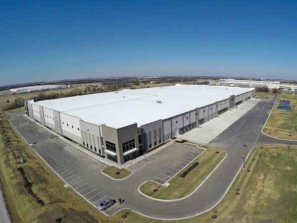 新工場は年間1万台の発電機を生産する