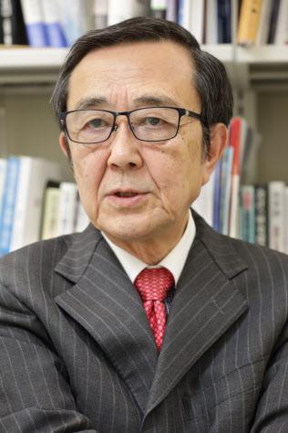 八田進二 青山学院大学名誉教授