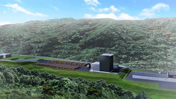 清水建設、長野県東御市に木質バイオマス発電施設