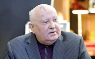 ロシアのゴルバチョフ元ソ連共産党書記長=ロイター