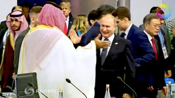 外交関係の正常化多難、サウジ皇太子 首脳の反応二分