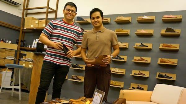 フィリピン「靴の町マリキナ」 ネット世代台頭で復活