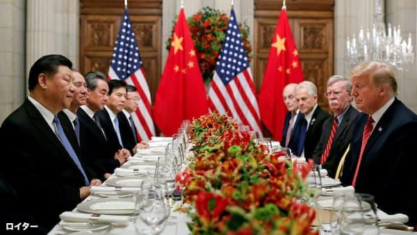 貿易で停戦探る米中、90日で習外交の自縛解く秘策