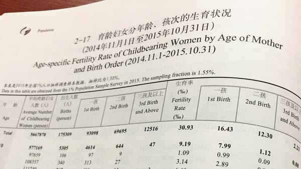 中国統計、相次ぐ公表停止の裏側