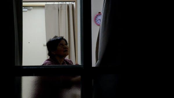厳冬迫る北海道厚真町 地震3カ月、仮設生活270人以上