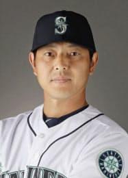 岩隈久志投手=ゲッティ共同