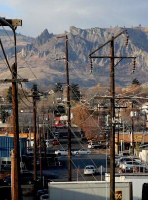 新規マイニング業者との電力供給契約を停止した、米ワシントン州シェラン郡の町