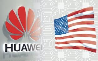 ファーウェイと米国企業との結びつきは深いが……