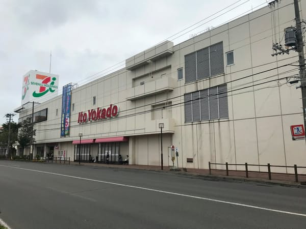 来年1月に閉店するイトーヨーカドー釧路店(釧路市内)