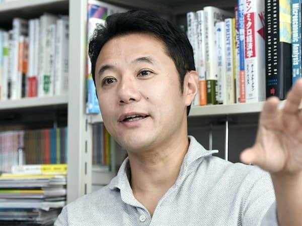 入山章栄 早稲田大学ビジネススクール准教授
