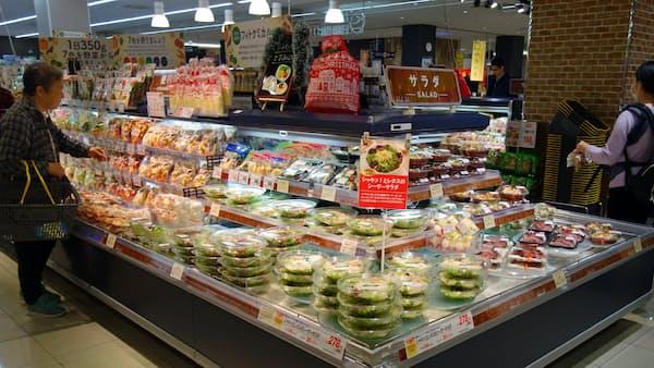 アピタ、総菜400品目ずらり 名古屋空港店を改装