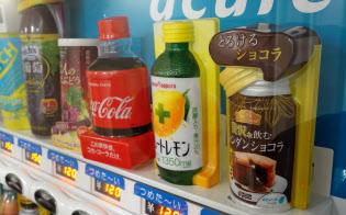 ダイドードリンコは9月、デザート飲料「贅沢な飲むフォンダンショコラ?#24037;?#30330;売した。