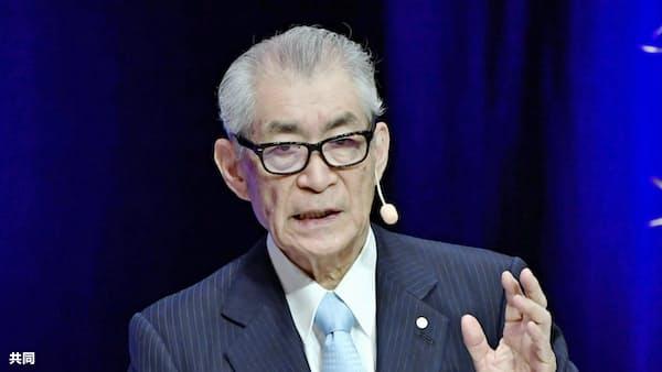 ノーベル賞・本庶さん、受賞記念講演「いたるところに幸運」