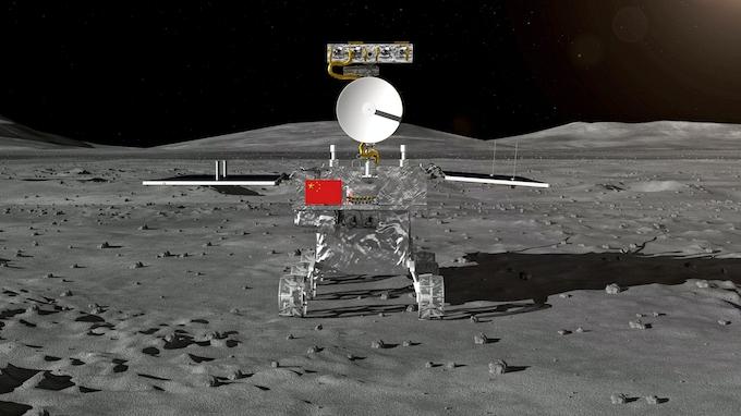 探査 機 着陸 中国 無人