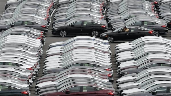 車・非鉄の純利益2割減 4~12月、中国減速など逆風