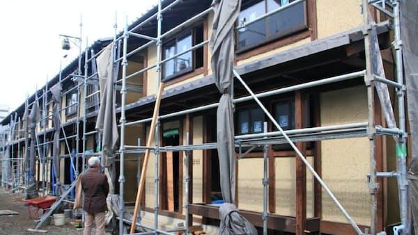 京町家を新築・分譲 不動産の八清、伝統工法で耐震基準クリア