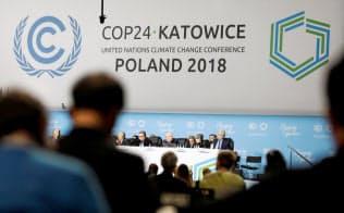 パリ協定は世界各国に温暖化問題への対処を促した=ロイター