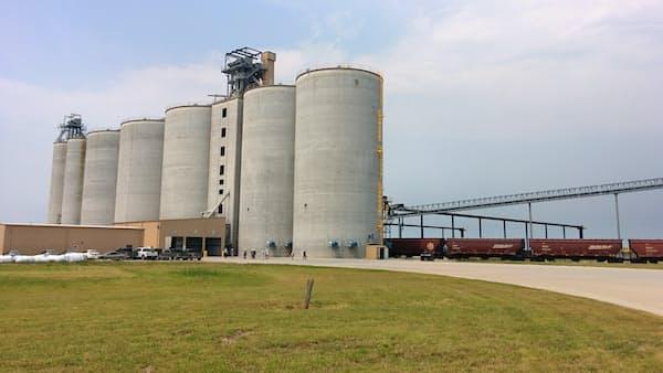 丸紅、米国産大豆が高める上方修正期待
