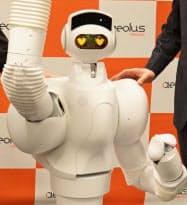 アイオロス・ロボティクスが発表した介護支援ロボ