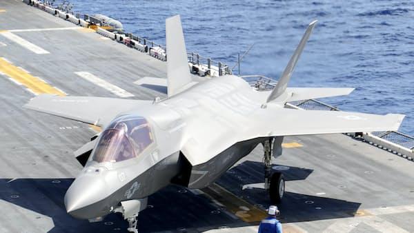 戦闘機、常時搭載せず いずも「空母化」与党確認へ