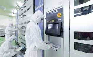 東京エレクトロンの半導体製造装置は高い競争力を持つ