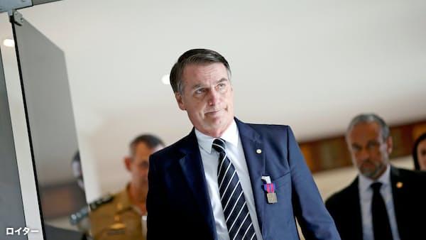 ブラジル新政権、「小さな政府」へ経済チーム