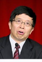 東洋学園大の朱建栄教授